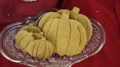 Pumpkin & Sweet Potato Cookies
