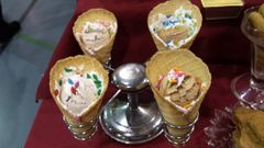 Ice Cream Cones wheat free, gluten free