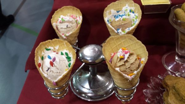 Ice Cream Cones wheat free, gluten free