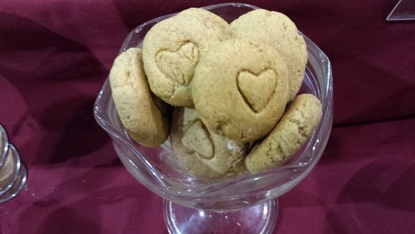 Ginger Snaps - motion sickness relief - grain free