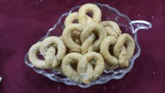 Turkey & Cheese Pretzels grain free