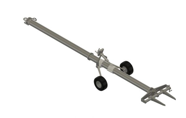Scale Towbar kit - 1/7 scale