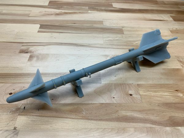 AIM-9 Sidewinder kit - 1/8 scale (pair)