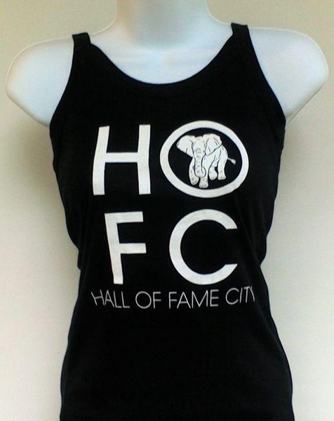 Women's Black HOFC Tank