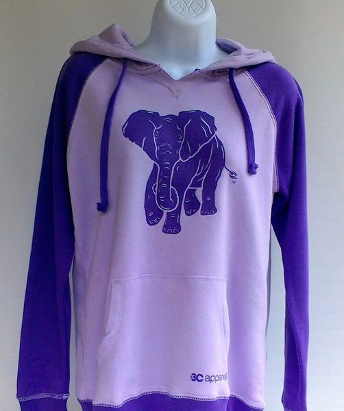 Women's Purple Hoodie