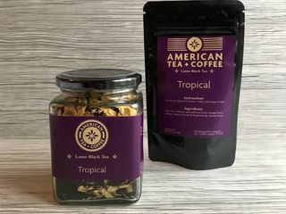 Tropical Black Loose Leaf Tea