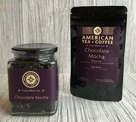 Chocolate Mocha Black Loose Leaf Tea