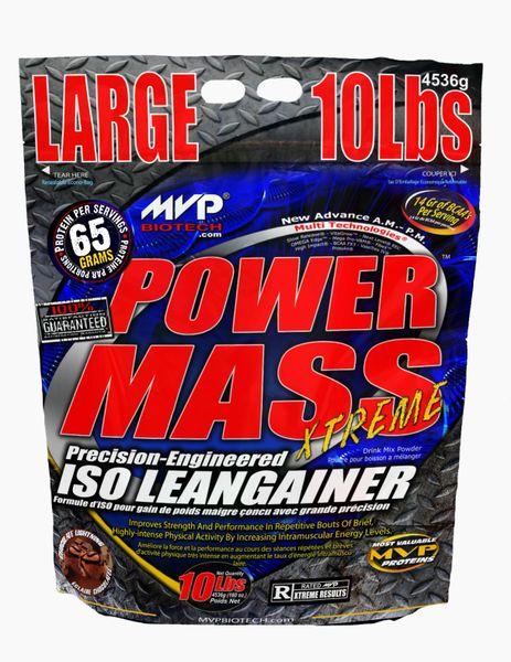 Power Mass Vanilla Tornado 10lb