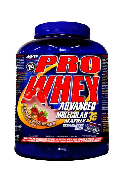 ProWhey Strawberry Shortcake 5lb