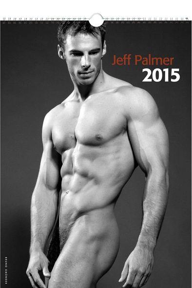 2015 Jeff Palmer Calendar - SOLD OUT!
