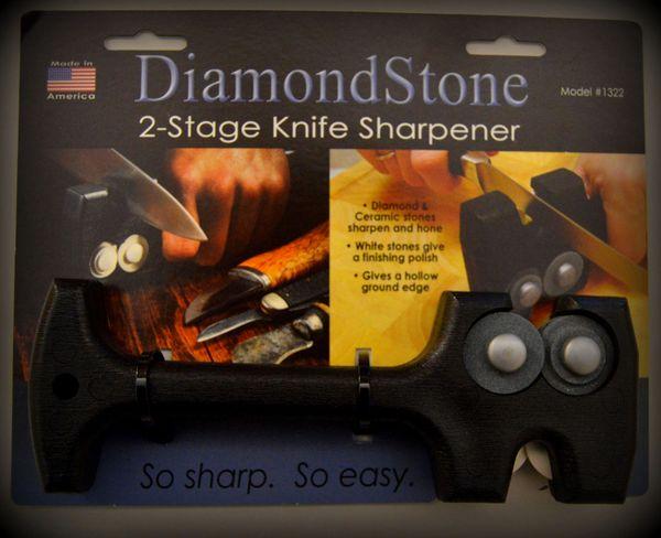 SPECIALTY ITEM: Knife Sharpener [Diamond Stone]