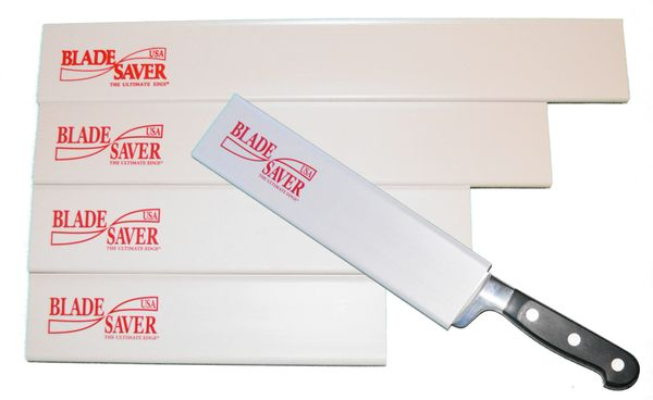 """SPECIALTY ITEM: Knife Guards - (10 1/2"""" with 2"""" Wide Guard)"""
