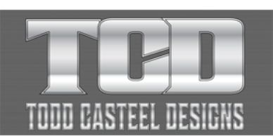 Todd Casteel Designs - paint schemes, hero cards, crew shirts and anything needed for Nascar.