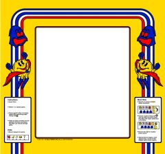 Super Pac Man Bezel