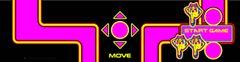 Ms Pac Man CPO (Black Version)