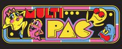 Multi Pac Marquee