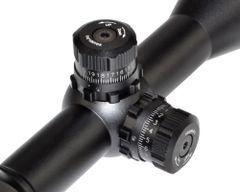 Presma EX Professional Series 4X40 Precision Scope, RGB RXR Reticle