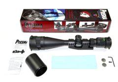Presma EX Series Professional 6-24X50 Precision Scope AO, RGB RXR Reticle
