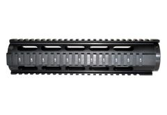 Sniper 10 IN AR-15 Quad Rail Free Float Handguard (Includes end cap/spacer)