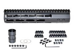"10"" Presma AR-10 LR 308 Super Light M-LOK Series Free Float Handguards, 10 IN DPMS Low Profile"