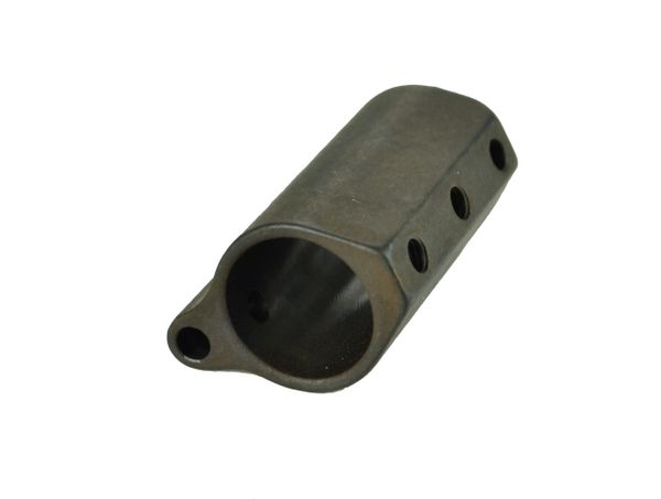 "0.750"" AR-15 Low Profile Gas Block, 0.750 IN Steel Long Style"