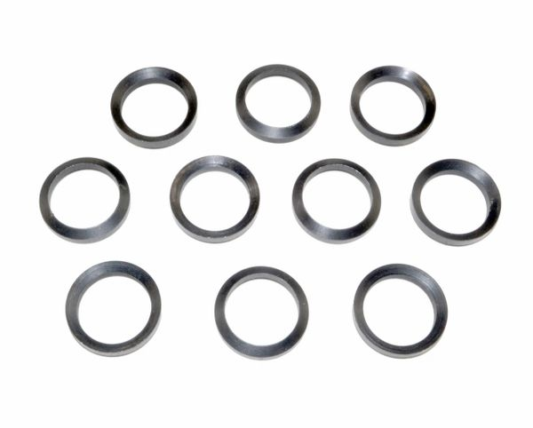 "5/8"" Black Steel Crush Washer Set, AR-10 308 * 10 PACK *"