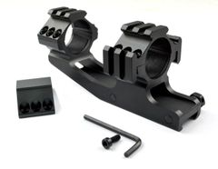 Sniper 30mm High Profile Cantilever Scope Mount With Mini Top Rail