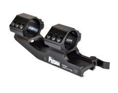 Presma 30mm Quick Release Cantilever Scope Mount, High Profile, Picatinny