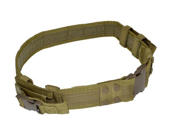 Tactical Duty Belt, Tan