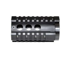 Sniper 4 IN AR-15 Pistol Quad Rail Free Float Handguard