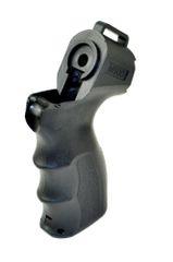 For Mossberg 500 Shotgun, Rear Pistol Grip - Threaded for AR-15 Carbine Buffer Tube (not inc.)