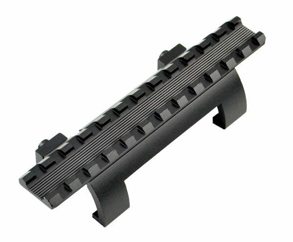HK G3 MDMP5 MP5 Claw Rail Scope Mount Top Rail - Aluminum - Black
