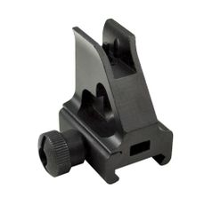 Aluminum A2 Front Backup Iron Sight Post - for Mounting on Handguard Level (Same Plane)