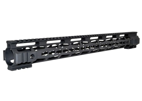 "19.5"" Presma AR-15 Jackal Series Super Slim Free Float Handguards, 16.5 IN"