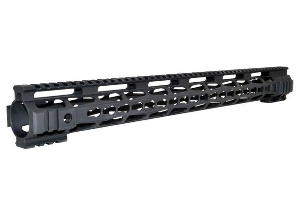 "19.5"" Presma AR-15 Jackal Series Super Slim Free Float Handguards, 19.5 IN"