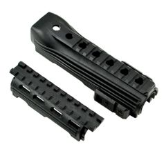 AK47 Polymer OverMold Railed Handguard