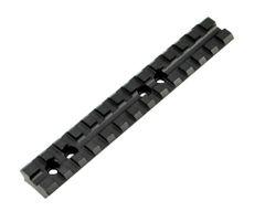 Mossberg Shotgun Top Rail Accessory Mount - Aluminum - Black