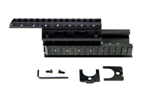 AK47 14 Slot Duct Cover Handguard Mount Rail