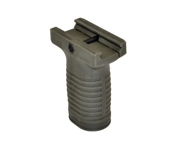 AR15 Foregrip, Stubby, Picatinny, Green