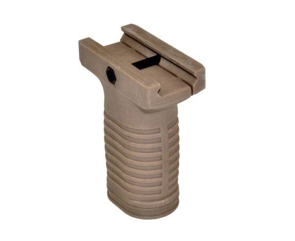 AR15 Foregrip, Stubby, Picatinny, Tan