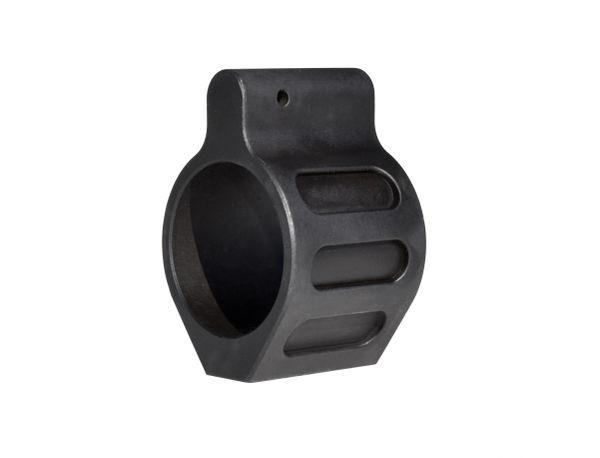"0.875"" Low Profile Gas Block, Steel, Black (GB875)"