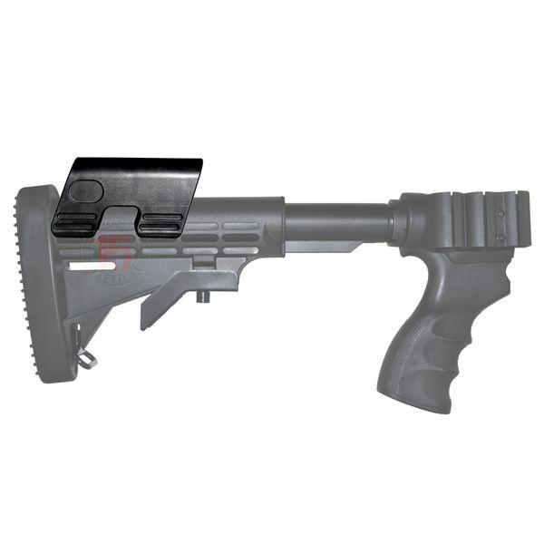 "Cheek Riser Rest for M4 style AR-15 Buttstock, Height 0.75"""