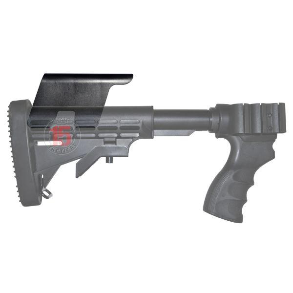 "Cheek Riser Rest for M4 style AR-15 Buttstock, Height 1.25"""