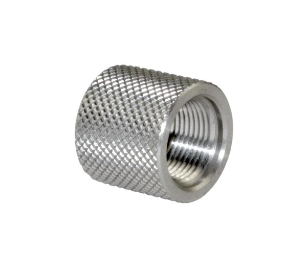 .712 Standard Thread Protector 1/2-36, Stainless Steel