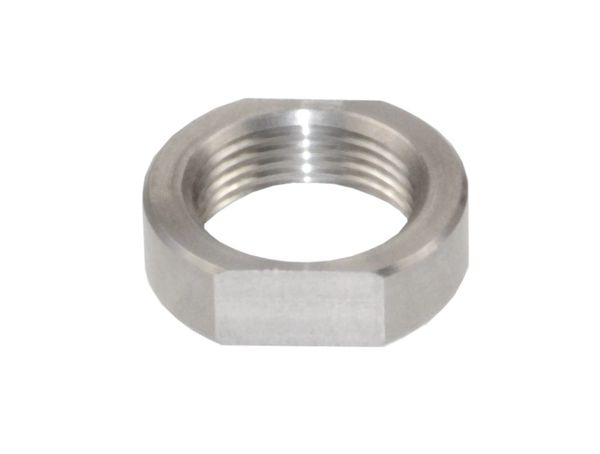 5/8-24 .308 DPMS LR-308 Jam Nut, Stainless Steel