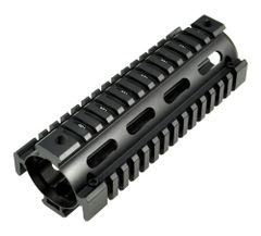 "6.7"" Carbine Length Handguard Quad Rail - 2 Piece, 6.7"" (AR-15 .223)"