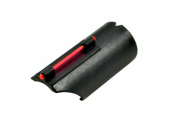 Sniper® Shotgun Fiber Optic Front Sight for Unventilated / Plain Shotgun  Barrels with Bead Sight - Red