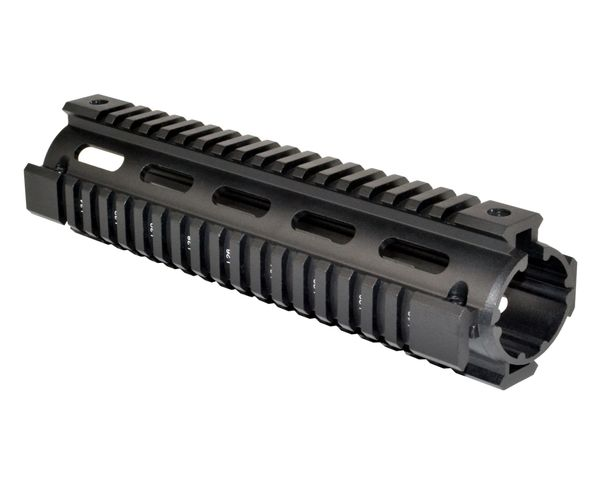 """AR 308 2pc 8.75"""" MID-LENGTH Drop-In Handguard, fits Triangle End Cap"""