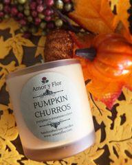 Pumpkin Churros