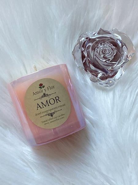 Amor (clear jar)